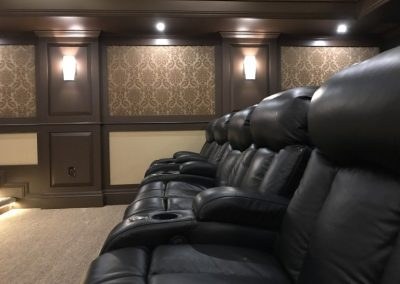 seating for a home theater