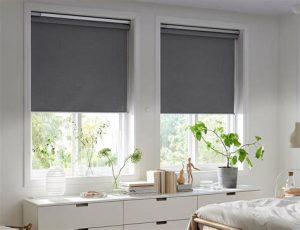smart window blinds
